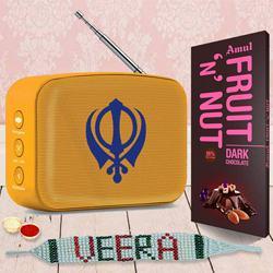Audible Gurbani for your Veer Ji