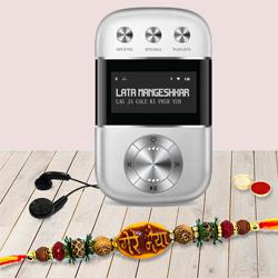 Retro Songs Music Player for your Brother on Raksha Bandhan