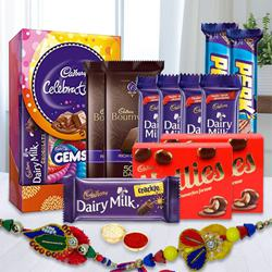 Cadburys Rakhi Gift Hamper