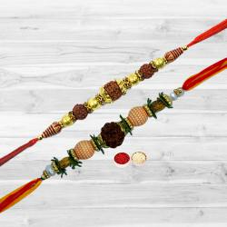 Ethnic Thread Rakhi
