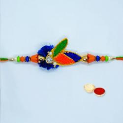 Ethnic Thread Rakhi