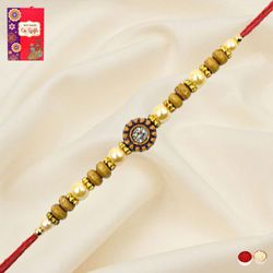 Wonderful Beads Rakhi