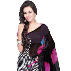 Dainty Georgette Saree