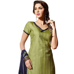 Rakish Ritz Santoon Silk Salwar Suit
