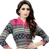 Preppy Cotton Printed Kurti