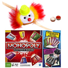Attractive Free Rakhi, Roli Tilak and Chawal along with Monopoly Game for Your Dear Brother