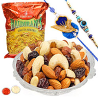 Ideal Rakhi Treat Hamper