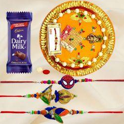Pious Rakhi Assortment