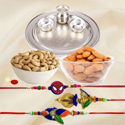 Grandiose Rakhi Abounding