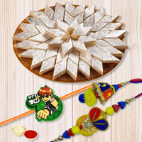 Elated Family Rakhi Combo