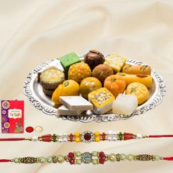 Exotic Sweetness Rakhi Hamper