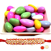 Yummy and Appetizing Rakhi Gift Combo