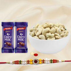 Only for You Bhai Rakhi Gift Pack