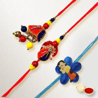 Fantastic Family Rakhi Set