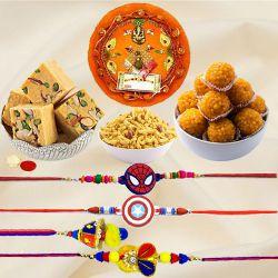 Exclusive Rakhi Gift Combo