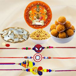 Exclusive Rakhi Combo Gifts