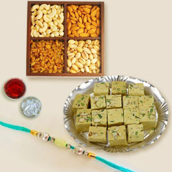 Special Assortment Gift Pack for Rakhi