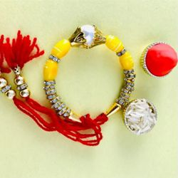 Attractive Bracelet Rakhi
