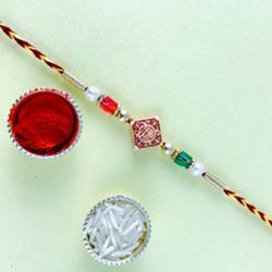 Ethnic Rakhi for Brother