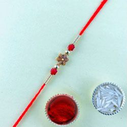 Remarkable Ethnic Rakhi