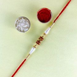 Gorgeous Gift of Designer Rakhi
