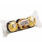 3 Pcs. Ferrero Rocher Chocolates