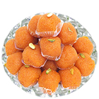 250 Gms. Boondi Ladoo<br /><font color=#0000FF>Free Delivery in USA</font>