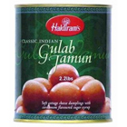 1 Kg. Haldirams Gulab Jamun Pack<br /><font color=#0000FF>Free Delivery in USA</font>
