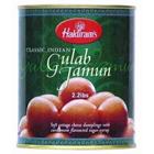 1 Kg. Haldirams Gulab Jamun Pack