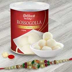 Rosogulla Sweetness