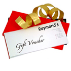 Send Raymond Gift Vouchers To India.