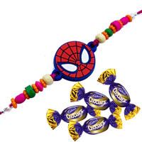 Fabulous Spiderman Rakhi