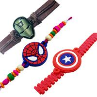 Exclusive Marvel Avengers Rakhi Set