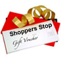 Amazing Shoppers Stop gift Vouchers worth Rs. 2000