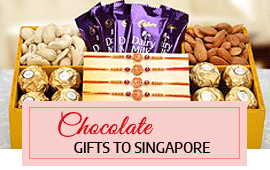 Rakhi Gifts to Singapore