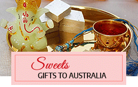 Rakhi Gifts to Australia