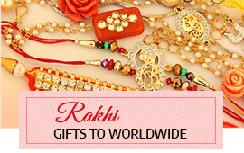 Rakhi Gifts Worldwide